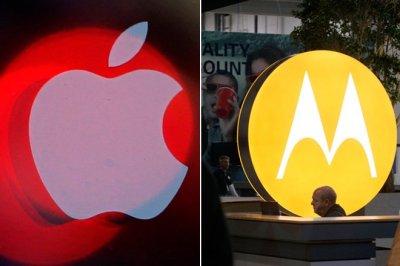 Apple против Motorola