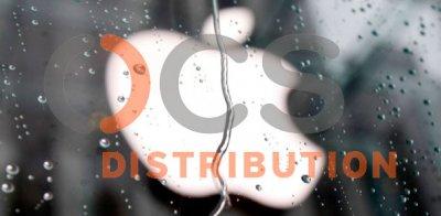 OCS Distribution начинает работать на Apple. Что это - начало или конец?