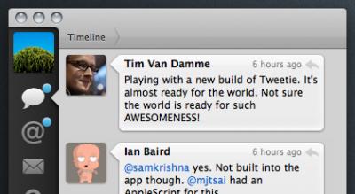 Выбираем Twitter - клиент для Mac