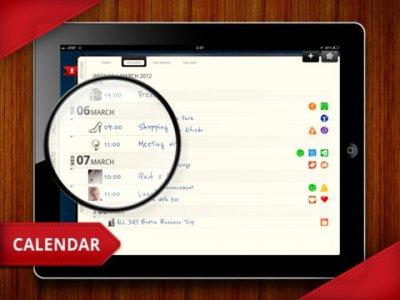 More days+ — функциональный ежедневник для вашего iPhone