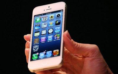Самым лучшим смартфоном признали iPhone 5