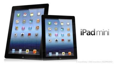 23 октября пройдёт презентация iPad mini