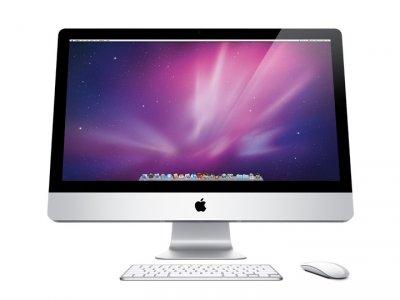 27 дюймовый iMac и iPhone 3GS кончаются на складах