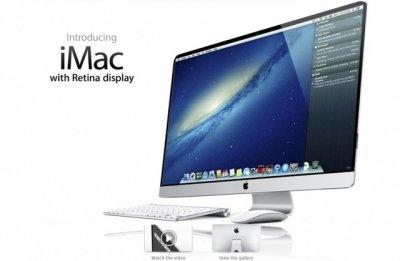 В октябре появится iMac с экраном Retina