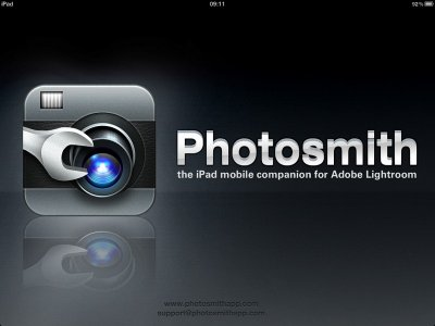 Photosmith — мобильный помощник для Lightroom
