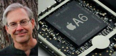 Apple переманила проектировщика процессоров из Samsung