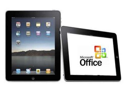 Microsoft Office для iPad появится лишь в следующем году