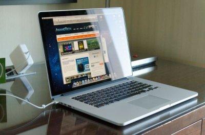 Стоимость Mac Book Pro с дисплеем Retina 13 дюймов составит от 1699$