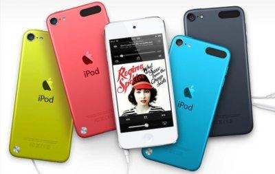 Новинки iPod touch 5