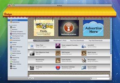 Bodega: Магазин приложений для Mac