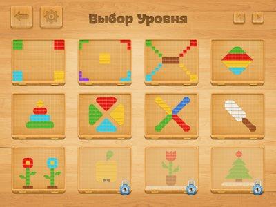 Детская Мозаика: увлекательная игра для детей и взрослых