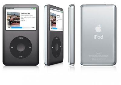 С iPod Classic вы не сможете заскучать - 160 ГБ памяти