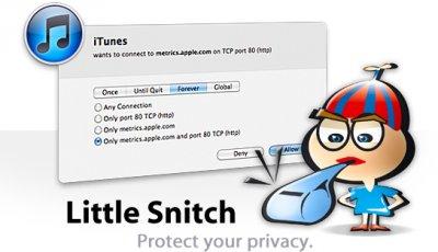 Little Snitch – Мощный брандмауэр для вашего Mac OS.