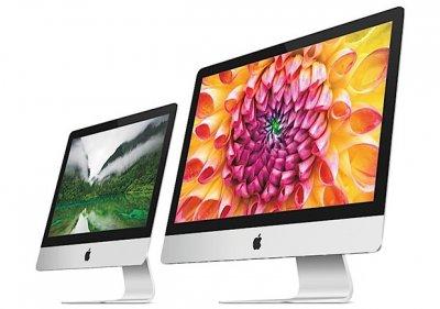 Новые iMac 2012 получат тонкий и легкий форм-фактор