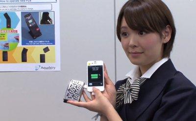 Rohm представила зарядку для iPhone на топливных элементах