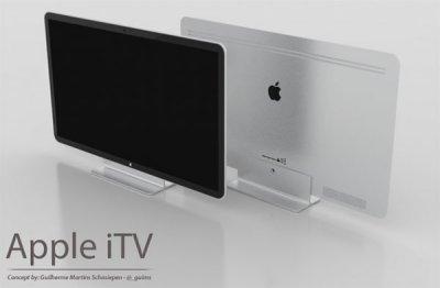 Apple меняет привычный взгляд на телевидение