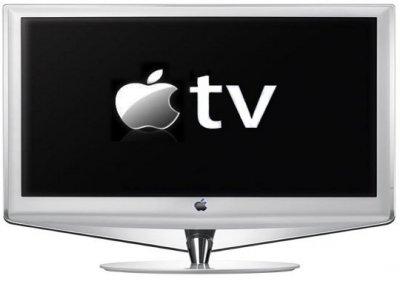 Начинается производство телевизоров от Apple
