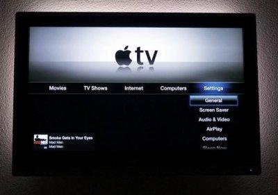 Apple TV изменит мир рекламы на телевидении