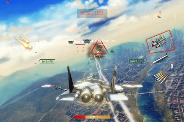 скачать бесплатно игру Sky Gamblers - фото 11