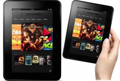 Kindle HD: в целях экономии – без адаптера