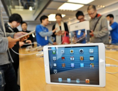 Планируется появление дешевого iPad mini